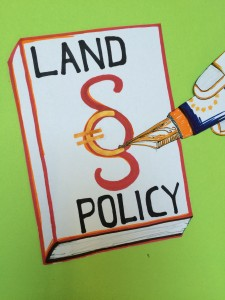 Land Policy Buch