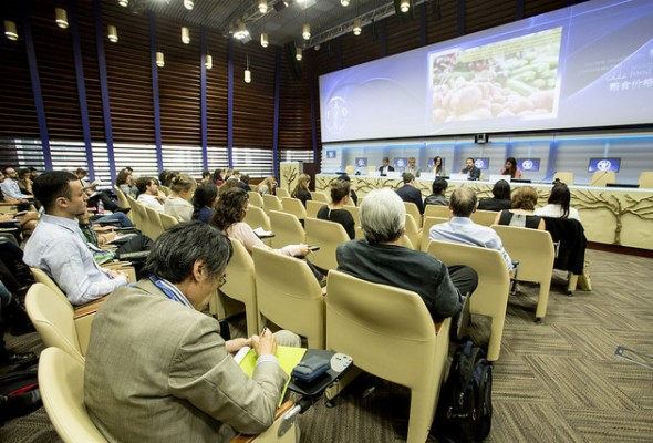 Right to Food and Nutrition Watch launched in Rome
