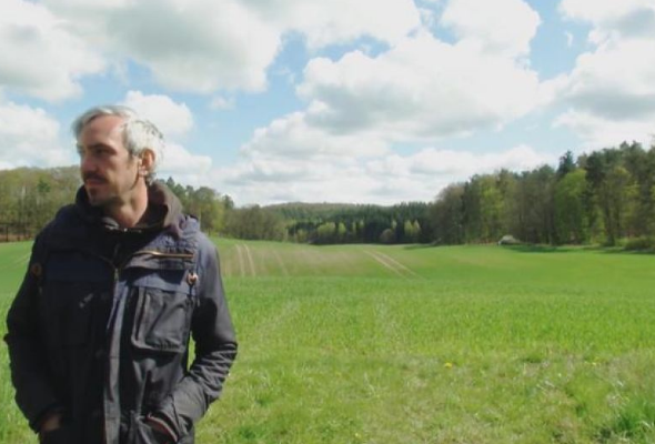 ARTE tv feature on land grabbing in Europe (FR/GER)