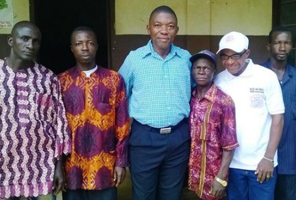 Sierra Leone: Six land rights activists released through citizen solidarity