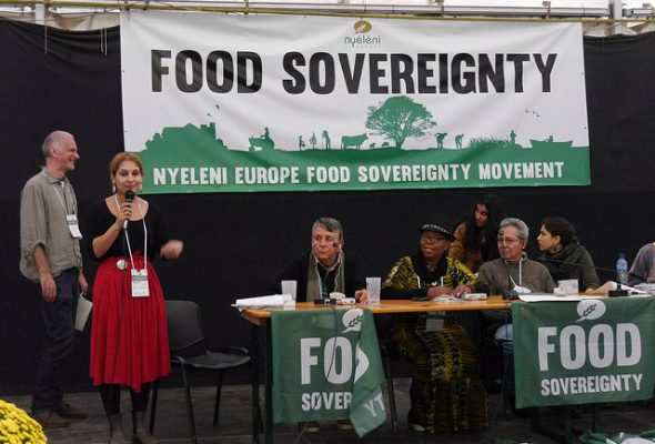 Largest-ever European food sovereignty gathering kicks off in Romania