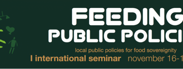 Feeding Public Policies – International Seminar