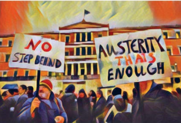Democracy not for sale: the struggle for food sovereignty in the age of austerity in Greece